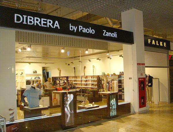 2 1 Торговый павильон Falke - Dibrera