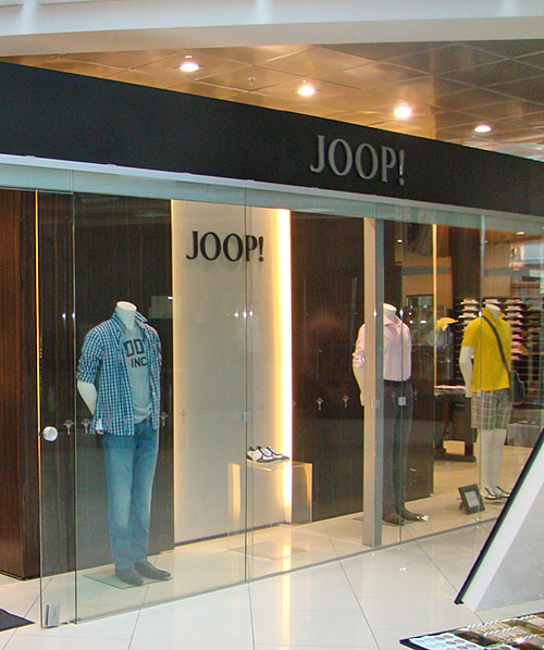 3 1 Торговый павильон JOOP