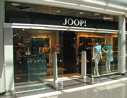 3 2 Торговый павильон JOOP