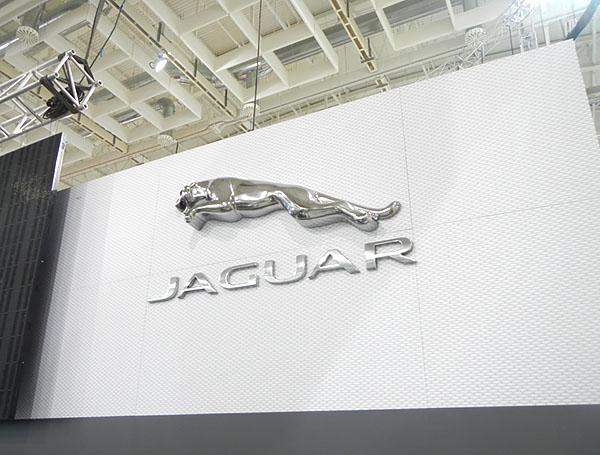 3 - 2 - Выставочный стенд Jaguar - Land Rover. Моторшоу 2013