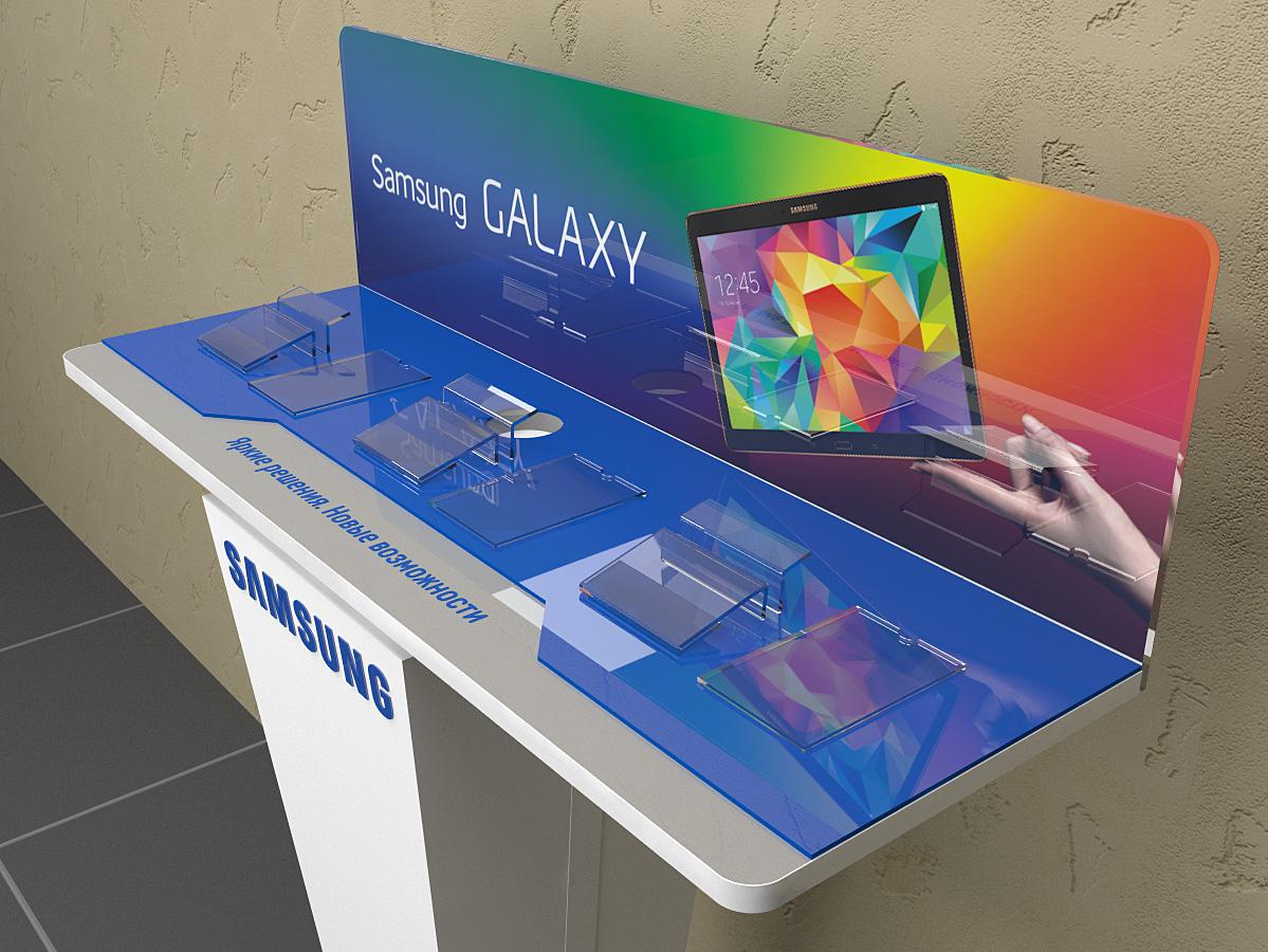 31 Подставка для планшетов Samsung