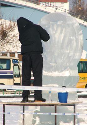 5 - 2 - Фестиваль ледяных скульптур. VW Ice Festival