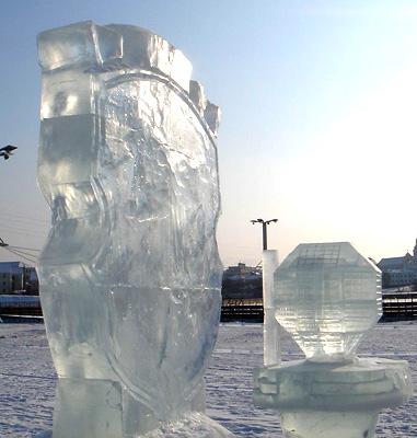 5 - 4 - Фестиваль ледяных скульптур. VW Ice Festival