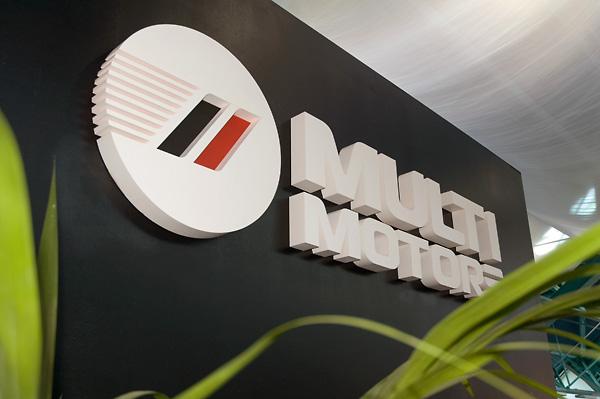 9 - 1 - Выставочный стенд Мультимоторс. Моторшоу 2007