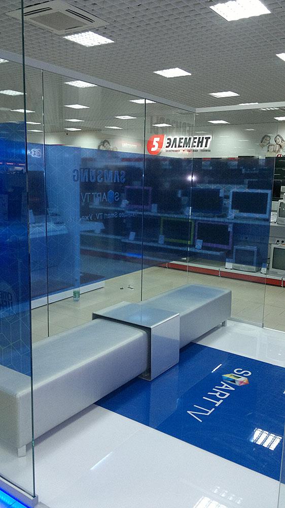 Бренд зона Samsung в 5 Элемент