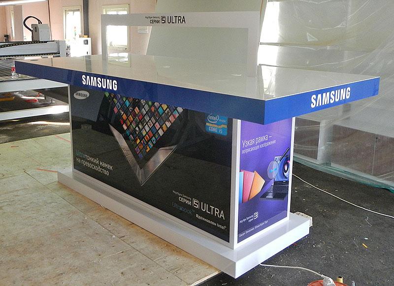 Торговое оборудование Samsung